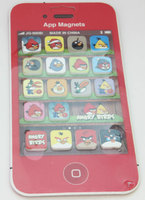 2 in 1 Angry Bird Magnets