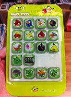 Angry Bird Magnets