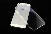 Clear Transparent Cover for iPhone 5, 5S