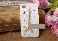 iPhone case crystal tower