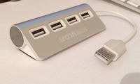 ISOON Aluminum USB Hub